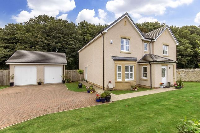 Thumbnail Detached house for sale in 10 Guthrie Tait Gardens, Eskbank, Dalkeith