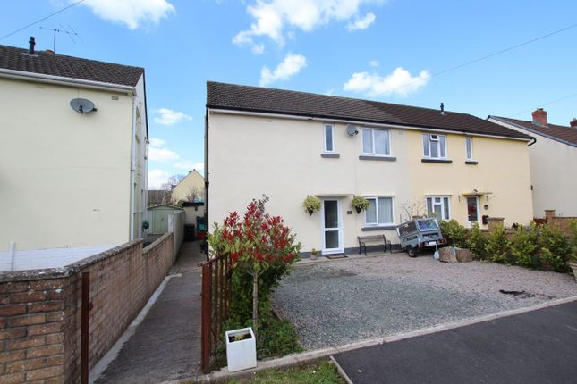 3 bed semi-detached house for sale in Adelaide Gardens, Brecon LD3