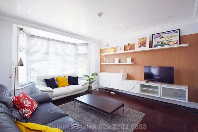 Thumbnail Semi-detached house to rent in Court Way, Colindale