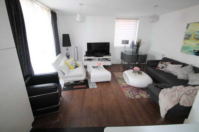 Living/Kitchen of Barnard Square, Ipswich IP2