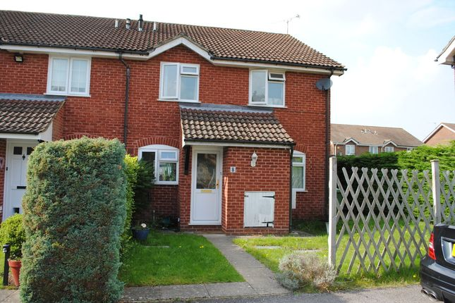 Thumbnail End terrace house to rent in Horsham Road, Owlsmoor, Sandhurst
