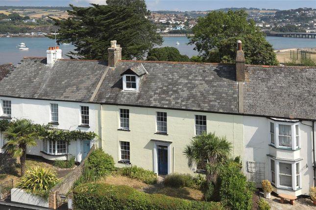 Thumbnail Terraced house for sale in Ringmore Road, Shaldon, Devon