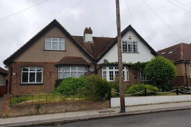 3 bed semi-detached house for sale in Walford Road, Cowley, Uxbridge UB8
