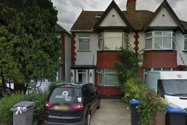 Thumbnail Terraced house to rent in Meadow Way, Wembley