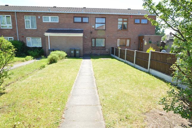 Thumbnail Terraced house for sale in Lydham Close, Kingstanding, Birmingham
