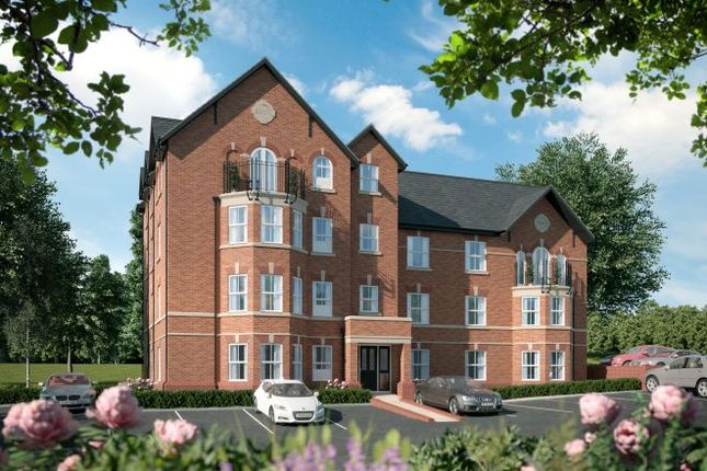Thumbnail Flat for sale in Apartment 62, Kingsley House, Clevelands, Bolton, Greater Manchester