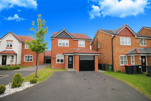 3 bed detached house for sale in Rippingale Way, Thornton-Cleveleys FY5