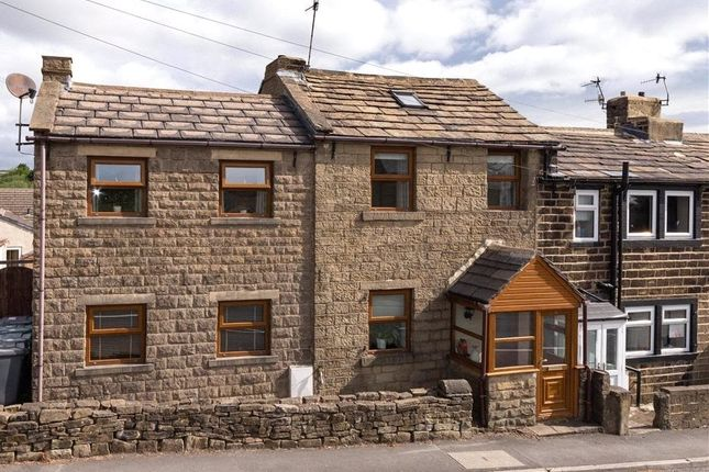 2 bed terraced house for sale in Haworth Road, Cullingworth, West Yorkshire BD13