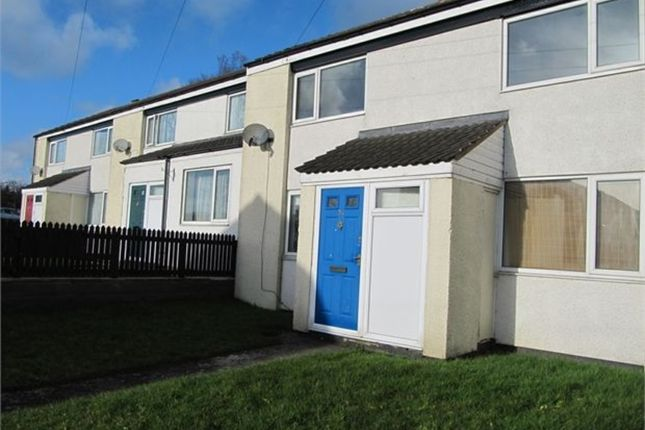 Thumbnail Terraced house to rent in Somerset Close, Catterick Garrison