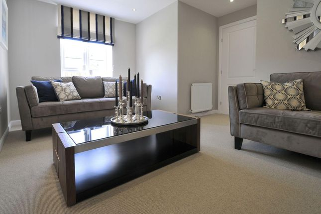 """Thumbnail End terrace house for sale in """"Abergeldie"""" at Kingswells, Aberdeen"""