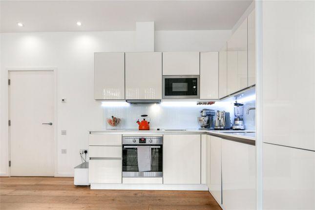 Kitchen. of Wick Lane, London E3