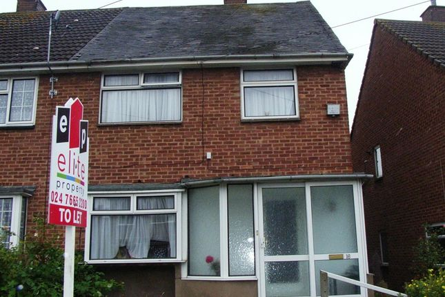 Semi-detached house to rent in Guardhouse Road, Radford, Coventry