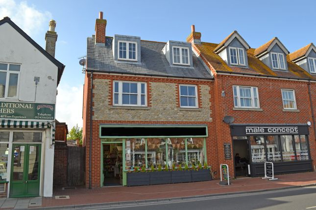 Thumbnail Flat for sale in St Wilfrids Place, High Street, Selsey