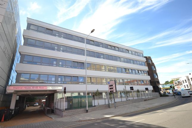 2 bed flat to rent in Rose Lane, Norwich