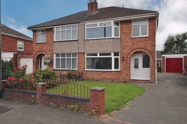 Thumbnail Semi-detached house for sale in Harrogate Road, Eastham, Wirral
