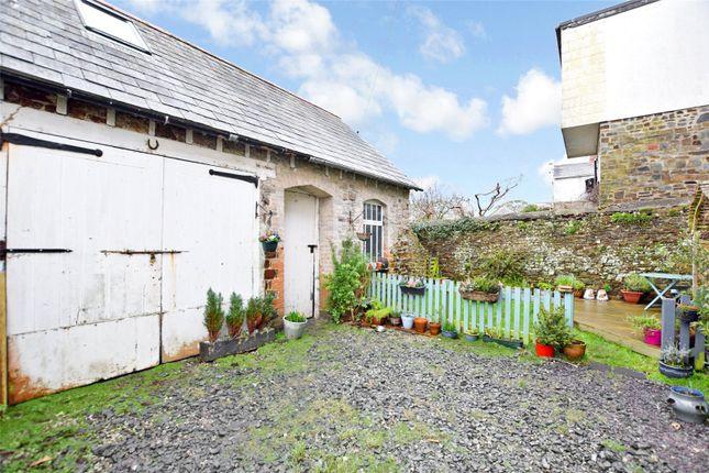 Courtyard of Maiden Street, Stratton, Bude EX23