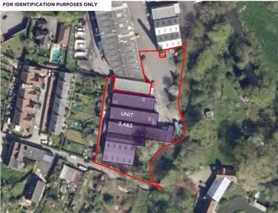 Thumbnail Light industrial for sale in Units 3, 4 & 5, Wallbridge Industrial Estate, Frome, Somerset