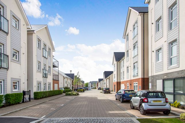 Thumbnail Flat for sale in Plot 9, Wallace House, Carter's Quay, Poole, Dorset