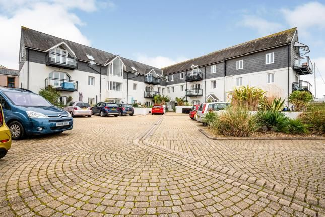 Thumbnail Flat for sale in Strand Street, Plymouth, Devon