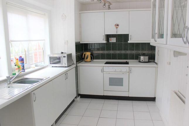 Kitchen of Backbrae Street, Kilsyth, North Lanarkshire G65