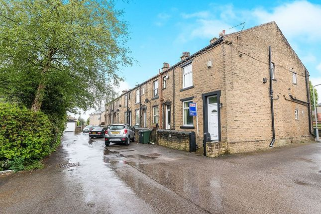 Thumbnail Terraced house for sale in Croft Street, Wibsey, Bradford