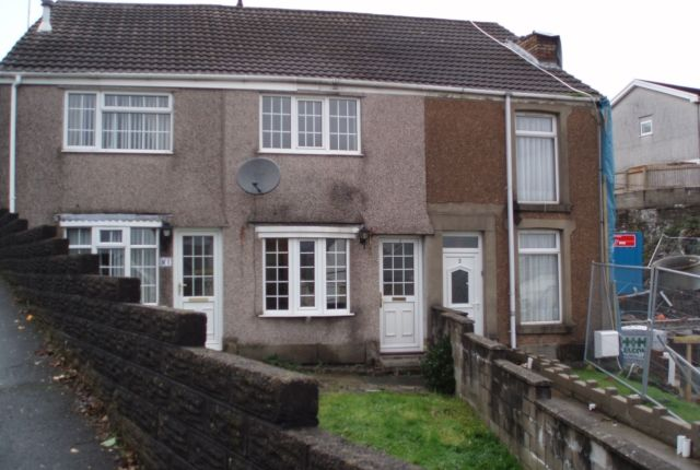 Thumbnail Terraced house to rent in Strawberry Place, Morriston, Swansea