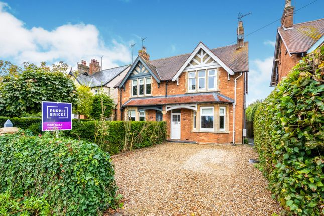 Thumbnail Semi-detached house for sale in Woodstock Road, Witney