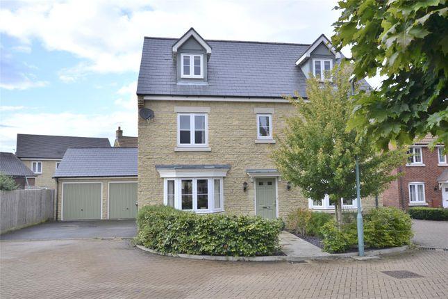 Thumbnail Detached house for sale in Merlin Close, Brockworth, Gloucester