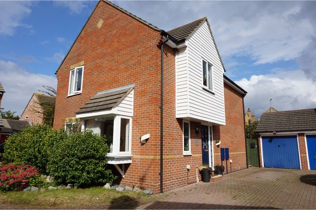 Thumbnail Detached house for sale in Wagtail Place, Kelvedon