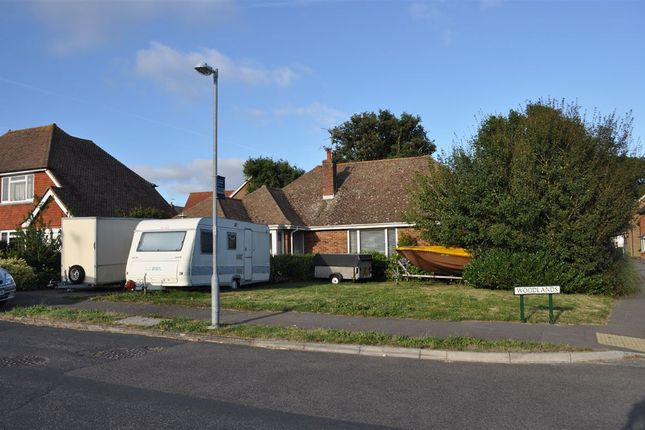Thumbnail Bungalow for sale in The Gorseway, Little Common, East Sussex