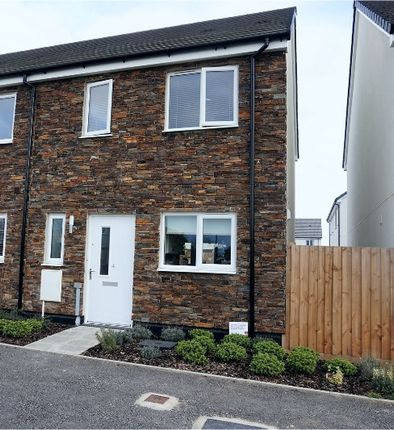 Thumbnail End terrace house for sale in Chapel Green, Truro