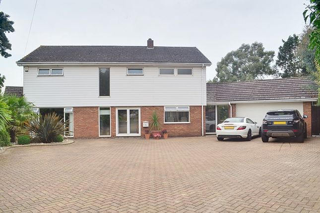 Thumbnail Detached house for sale in Sutherland Avenue, Petts Wood, Orpington