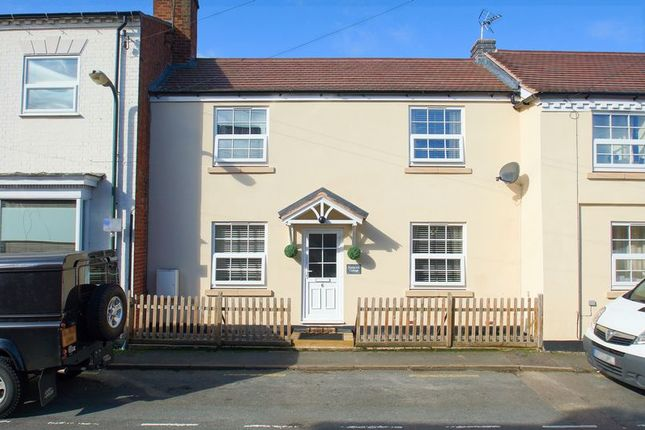 Thumbnail Terraced house for sale in Marble Alley, Studley, Warwickshire
