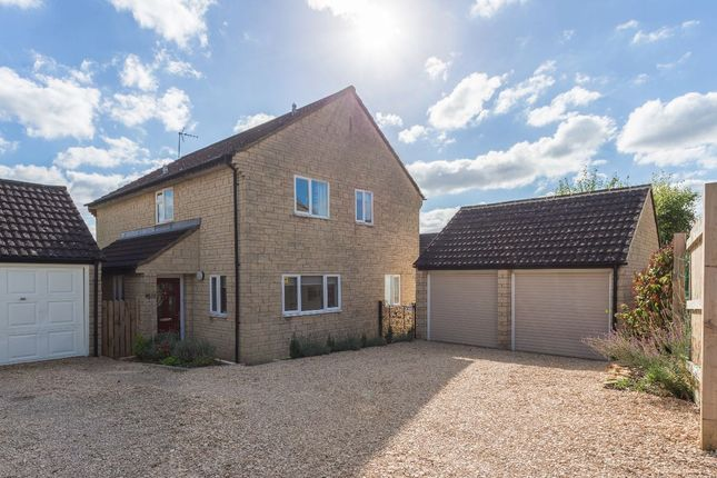 Thumbnail Detached house for sale in Gallows Pound Lane, Cirencester