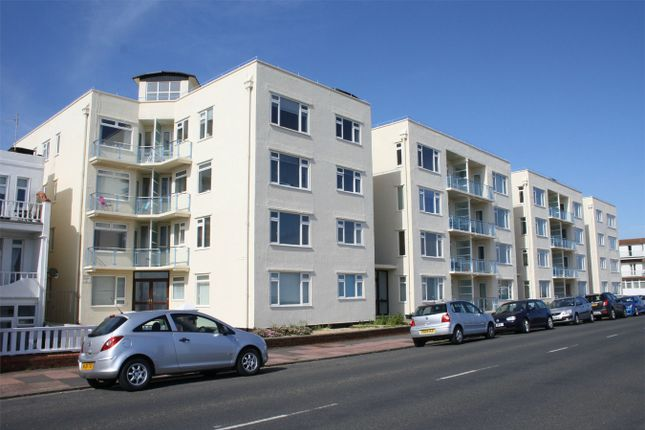 Thumbnail Flat for sale in Alderton Court, West Parade, Bexhill On Sea