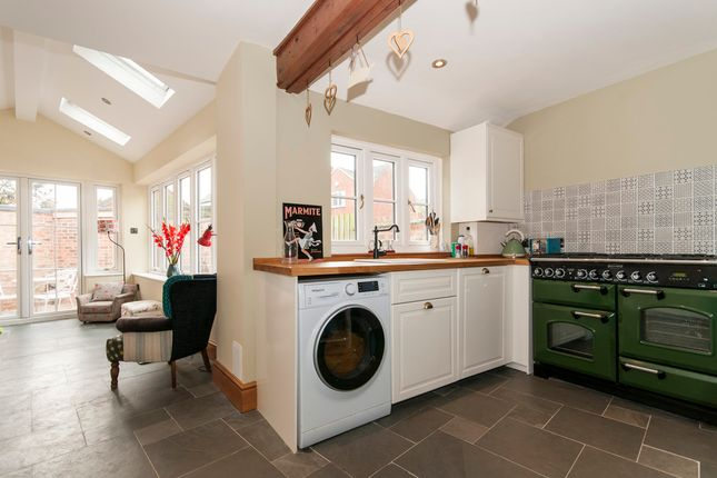 Thumbnail End terrace house for sale in Dovecote, Castle Donington, Derby