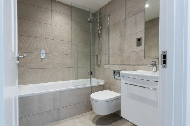 Bathroom of The Old Bank, Hare Lane, Claygate KT10
