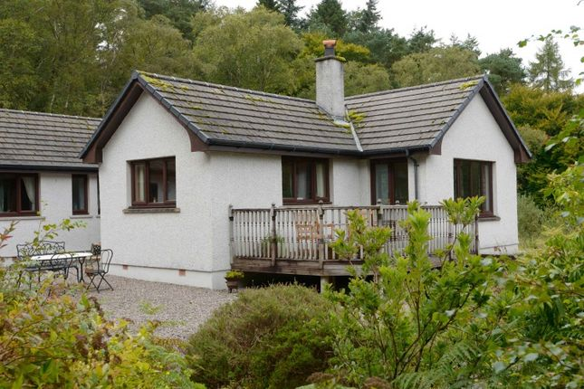 Thumbnail Bungalow for sale in Ballachulish, Highland