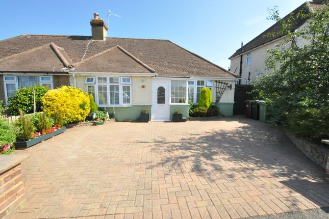 Thumbnail Semi-detached bungalow for sale in St James Crescent, Bexhill-On-Sea