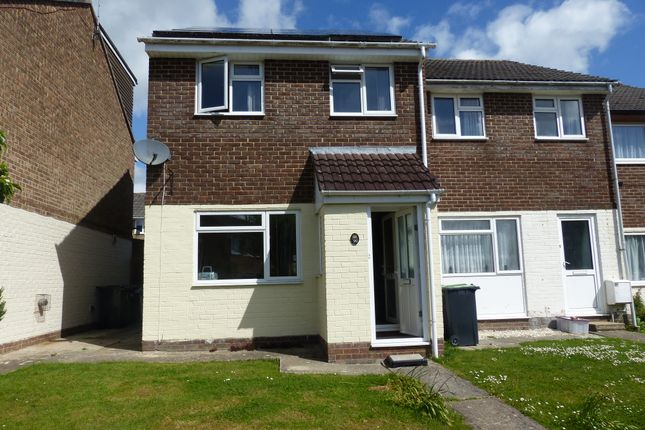 3 bed end terrace house to rent in Maple Way, Gillingham SP8