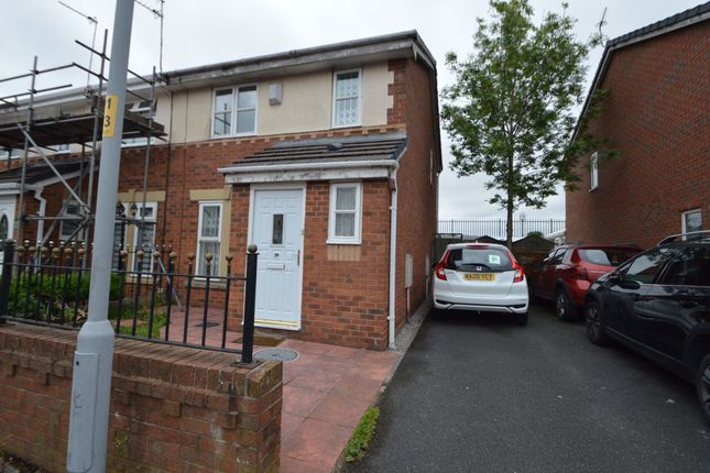 Thumbnail Property to rent in Mapledon Road, Manchester