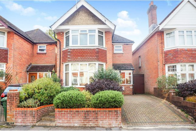 Thumbnail Detached house for sale in Norfolk Road, Shirley, Southampton