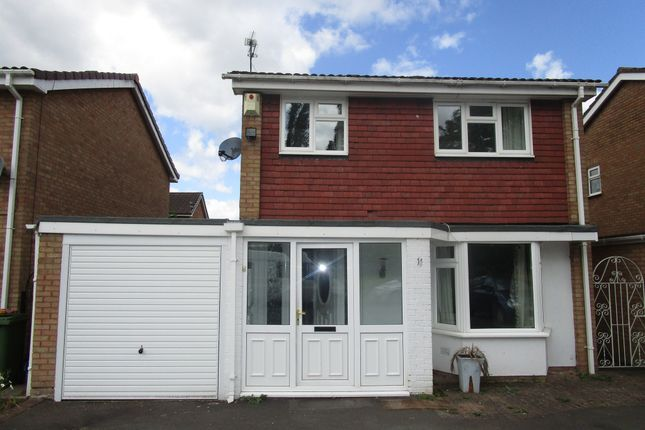 Thumbnail Detached house for sale in Waterside Way, Pendeford, Wolverhampton