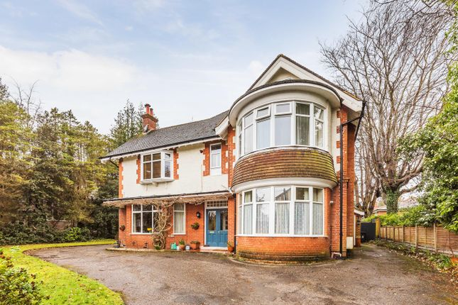 Thumbnail Flat to rent in St Winifreds Road, Meyrick Park, Bournemouth