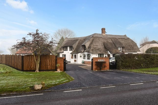 Cottage for sale in Thaxted Road, Wimbish, Saffron Walden