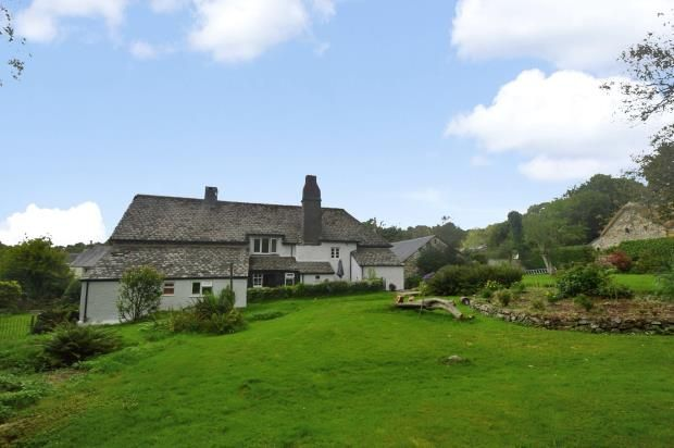 Thumbnail Detached house for sale in Holne, Newton Abbot