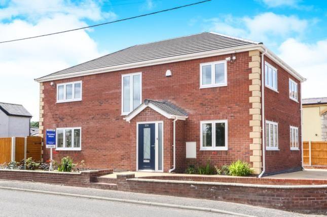 Thumbnail Detached house for sale in Cae Blodau, The Green, Denbigh, Denbighshire