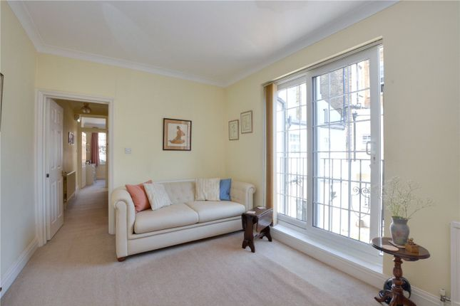 Bedroom of Frobisher Court, 10 Old Woolwich Road, Greenwich, London SE10