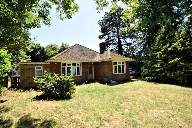 Thumbnail Detached bungalow for sale in Elm Grove Lane, Norwich