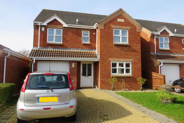 Thumbnail Detached house to rent in Sunflower Close, Spalding